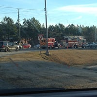 Photo taken at I-459 & John Hawkins Pkwy (AL-150) by Katie W. on 12/19/2013