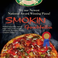 Photo taken at The Original Goodfella's Brick Oven Pizza by Andrew S. on 5/22/2013