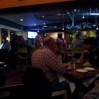 Photo taken at Piecasso Pizzeria & Lounge by Lina A. on 10/21/2012
