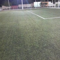 Photo taken at Futbol 7 Merida Center by Kevin H. on 11/9/2012