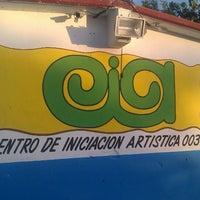 Photo taken at Centro de Iniciación Artística 003 by Guillermo B. on 2/21/2013