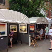 Photo taken at Old Town Art Fair by Keith Z. on 6/15/2014