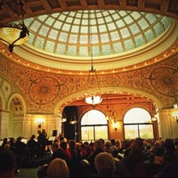 Photo taken at Chicago Cultural Center by Keith Z. on 10/28/2012