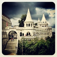 Photo taken at Fisherman's Bastion by Ball on 6/1/2013
