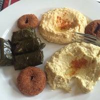 Photo taken at Raya Lebanese Restaurant by Cortney M. on 7/9/2015