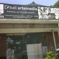 Photo taken at Bali Artmedia by Dewayu K. on 9/18/2012