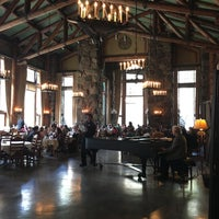 Photo Taken At The Majestic Yosemite Dining Room By Deniz T. On 3/19