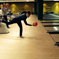 Photo taken at Bowling Show by Андрей on 11/15/2013