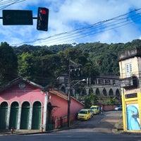 Photo taken at Alto da Boa Vista by Peter J. on 7/3/2017