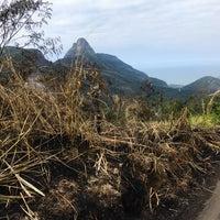 Photo taken at Alto da Boa Vista by Peter J. on 8/12/2017