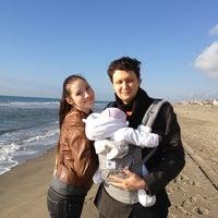 Photo taken at La Venere in Bikini by Polina💃 on 12/24/2012
