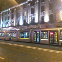 Photo taken at George's Dock Luas by Anna P. on 11/20/2015