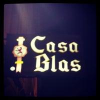 Foto tomada en Casa Blas por Jorge el 3/8/2014