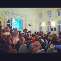 Photo taken at School of International Relations SPBU by Lera on 10/26/2012
