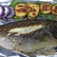 Foto scattata a Beluga Fish Gourmet da Cheffevzi I. il 11/29/2012