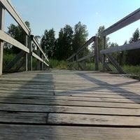 Photo taken at Rossinpuiston uimaranta by Krismarkova on 6/29/2013