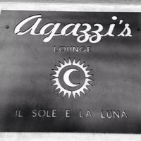 Photo taken at Agazzi's Lounge by Alessandro G. on 8/31/2013