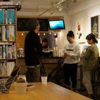 Photo taken at MAKERS COFFEE by bissy b. on 4/17/2015