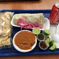 Photo taken at Chile Relleno Burritos by Zaida M. on 3/25/2016
