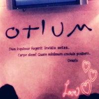 Photo taken at Otium by Cristina N. on 1/30/2014