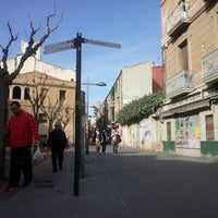Photo taken at carrer major by Les Coses Bones d. on 1/3/2014