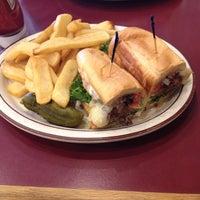 Photo taken at Woodside Deli by Junior M. on 6/23/2014