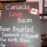 Photo taken at Starbucks by Patrick on 7/1/2013