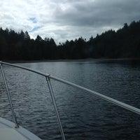 Photo taken at Prevost Island by Patrick on 6/16/2014