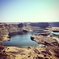 Photo taken at Dry Falls Lake by James C. on 8/18/2014