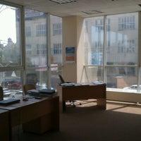 Photo taken at Бізнес-центр «Еліс» / Elis Business Centre by Viktor on 7/2/2013