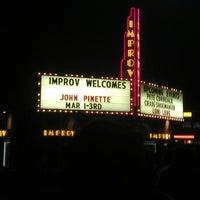 Photo taken at Ontario Improv Comedy Club by Richard R. W. on 3/2/2013