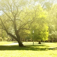 Photo taken at Parque de Castrelos by Martifer/ w. on 5/23/2013