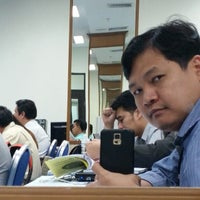 Photo taken at College Of Industrial Technology by Prithong B. on 8/29/2014