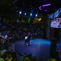 Photo taken at Grand Ring Anfi theater by Gözde Y. on 8/16/2014