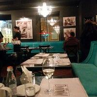 Снимок сделан в Milano Café пользователем Olya P. 11/22/2014