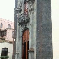Foto tomada en Iglesia Matriz de Ntra. Sra. de La Concepcion por Guillermo T. el 11/13/2012