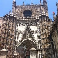 Foto tomada en Catedral de Sevilla por Giulia Shosanna el 7/14/2013