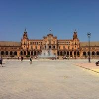 Foto tomada en Plaza de España por Giulia Shosanna el 7/13/2013