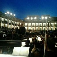 Foto scattata a Arena Sferisterio da Daniele V. il 7/19/2013