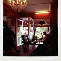 Photo taken at Yıldız Café Gözleme by Gunther K. on 5/6/2013