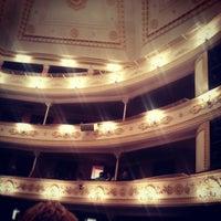 Photo taken at Lesya Ukrainka Theater of Russian Drama by Дима Б. on 2/23/2013