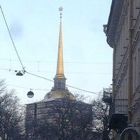 Снимок сделан в Адмиралтейство пользователем Алексей Н. 12/22/2012