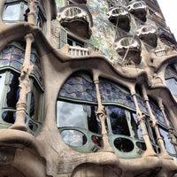 6/20/2013에 Sílvio J.님이 Casa Batlló에서 찍은 사진