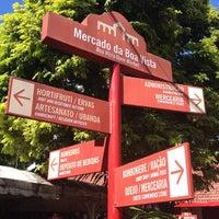 Photo taken at Mercado da Boa Vista by Sílvio J. on 5/29/2013