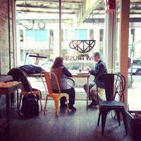 Photo taken at Bow Truss Coffee by Aaron L. on 2/20/2013