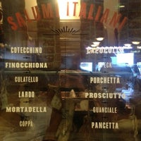 Photo taken at Scuola di Pizza by Kate Green on 9/21/2012