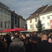 Photo taken at Zum Wilden Mann by ClownSister on 12/24/2013