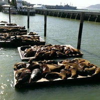 Photo taken at Pier 39 by Olga T. on 3/23/2013