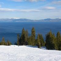 Photo taken at Homewood Ski Resort by Peter T. on 2/18/2013