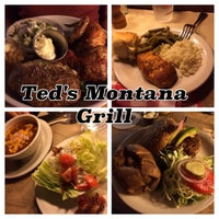 Photo taken at Ted's Montana Grill by Jeff Cruz T. on 7/19/2014